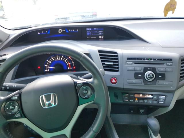 Honda Civic LXS 2014 - Foto 10