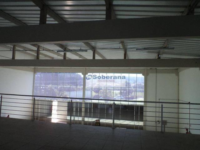 Galpão comercial para venda e locação, Jardim Santa Rosa, Vinhedo. - Foto 19