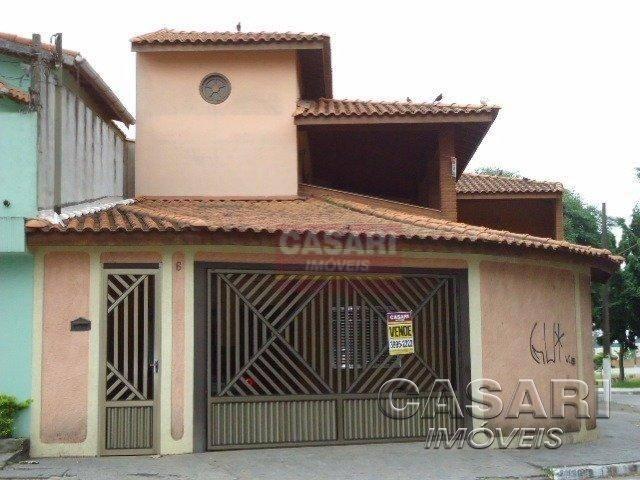 Casa residencial à venda, alves dias, são bernardo do campo - ca9782. - Foto 16