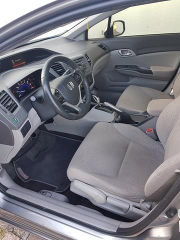 Honda Civic LXS 2014 - Foto 5