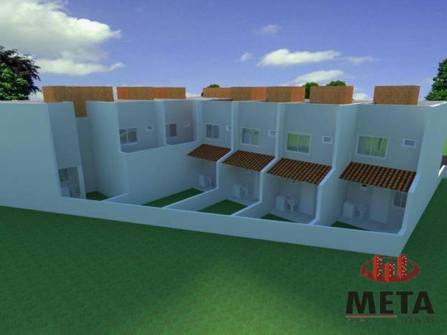 Sobrado com 2 dormitórios à venda, 68 m² por R$ 194.000,00 - Espinheiros - Joinville/SC - Foto 7