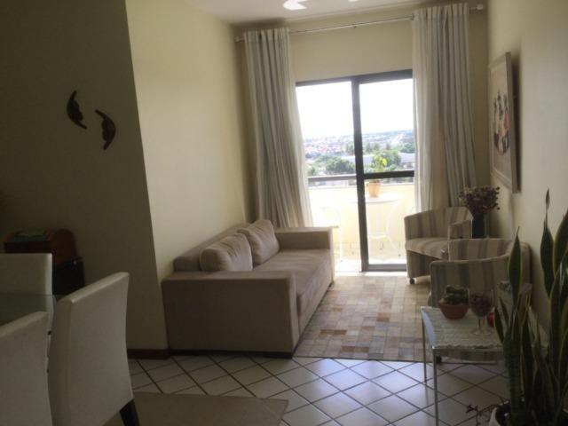 Apartamento para Venda, Caseb, 3 quartos com suíte e varanda - Foto 8