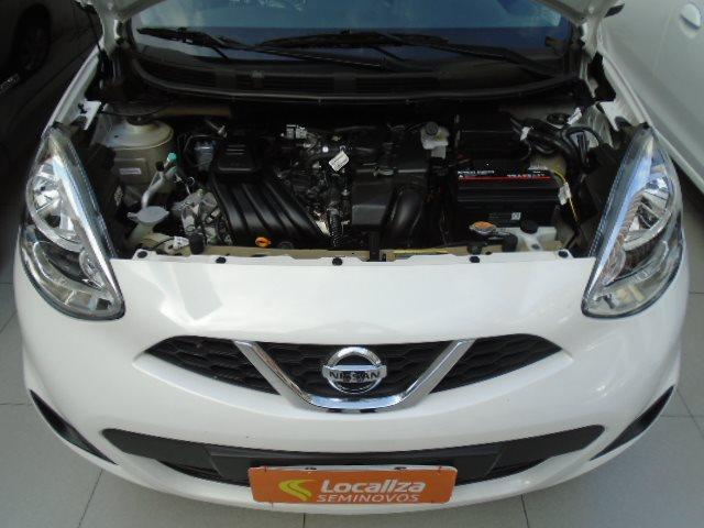 NISSAN MARCH 2018/2019 1.0 S 12V FLEX 4P MANUAL - Foto 8