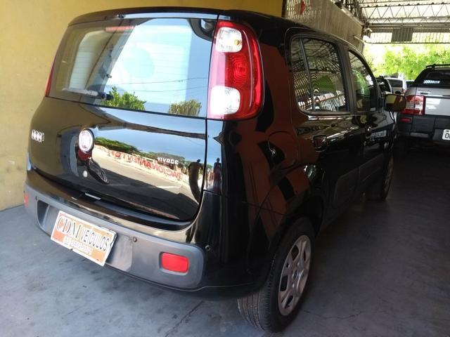 Fiat Uno Vivace 1.0 Flex 2012 Completo Novissimo - Foto 4