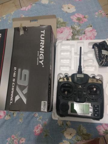 Rádio turnigy 9x - Foto 3