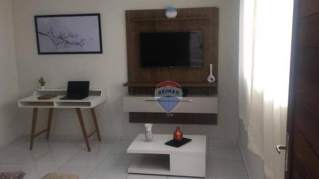Casa à venda, 60 m² por R$ 110.000,00 - Cidade Jardim - São Gonçalo do Amarante/RN - Foto 3