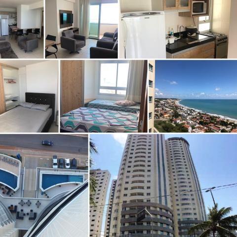 Apartamento para aluguel possui 59 metros quadrados e 2 quartos em Ponta Negra/Natal/RN - Foto 10