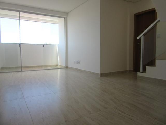 Cobertura à venda com 3 dormitórios em Caiçara, Belo horizonte cod:4552