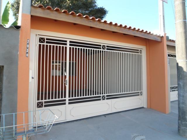 Casa à venda com 3 dormitórios em Jardim brasil, São carlos cod:484