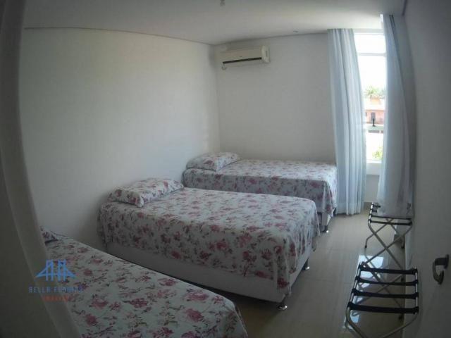 Apartamento com 3 dormitórios à venda, 78 m² por r$ 420.000 - canasvieiras - florianópolis - Foto 13