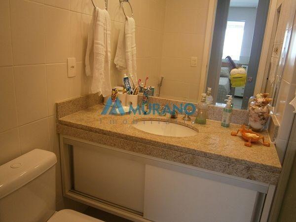 Murano Imobiliária vende apartamento de 3 quartos na Praia da Costa, Vila Velha - ES - Foto 13