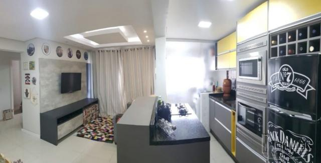 Apartamento à venda com 2 dormitórios em Jardim mauá, Novo hamburgo cod:15582 - Foto 6
