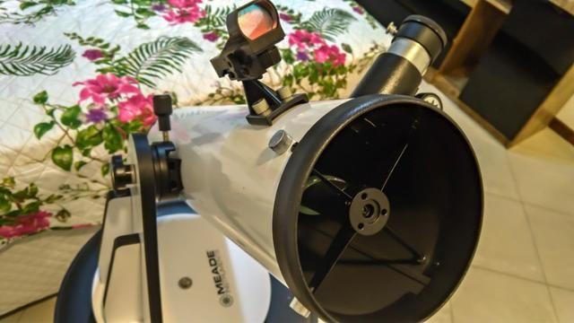 Telescópio Refletor Newtoniano Parabólico com abertura de 130mm - Foto 6