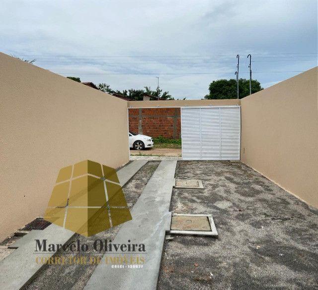 Casa plana com 3 quartos no bairro Luzardo Viana em Maracanaú - Foto 3