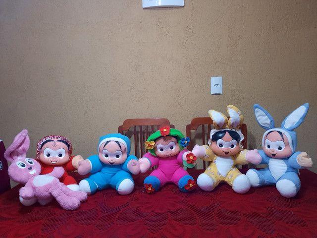 Vende-se 6 bonecos originais da baby disney