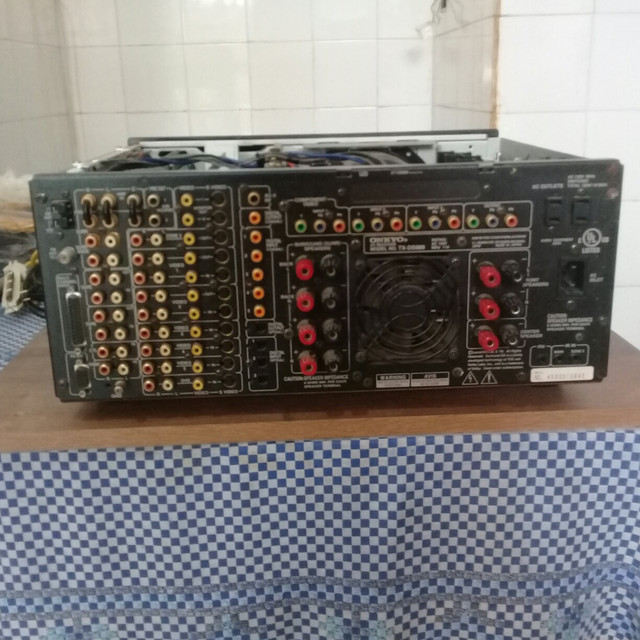 Receiver Onkio DS 989 up loaded - Foto 2
