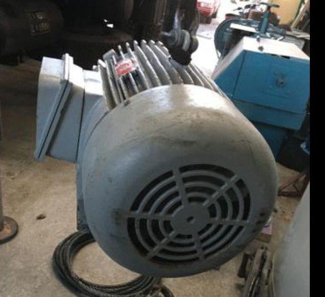 Motor elétrico de duas velocidades 12,5cv/7,5cv - Foto 5