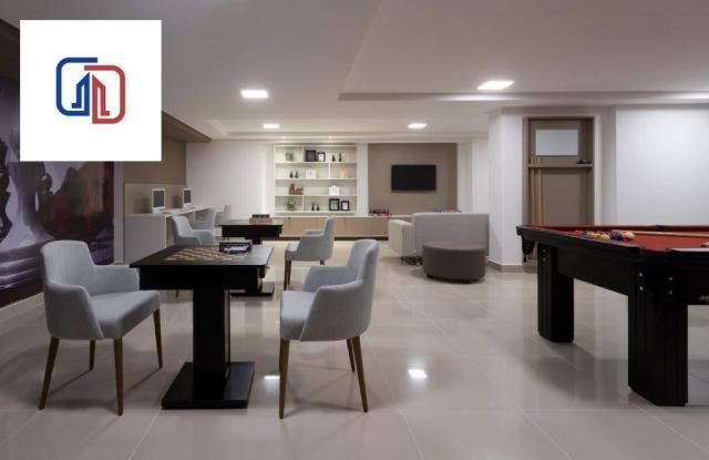 Apartamento com 2 dormitórios à venda, 62 m² por R$ 377.137 - Manaíra - João Pessoa/PB - Foto 14