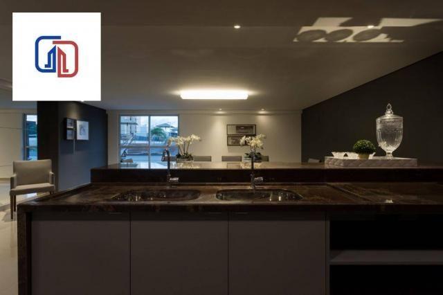 Apartamento com 2 dormitórios à venda, 62 m² por R$ 377.137 - Manaíra - João Pessoa/PB - Foto 8