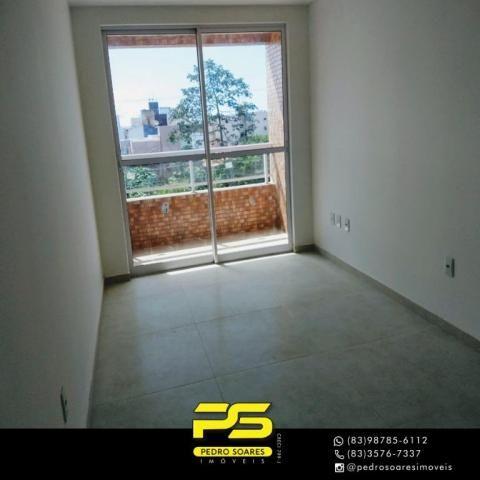 Apartamento com 1 dormitório à venda, 32 m² por R$ 122.600,00 - Jardim São Paulo - João Pe - Foto 3