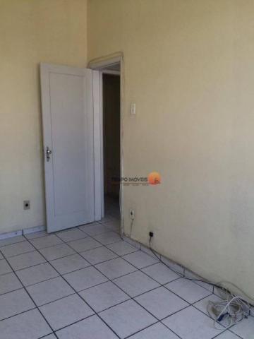 Apartamento com 2 dormitórios para alugar, 60 m² por R$ 1.000,00/mês - Centro - Niterói/RJ - Foto 3