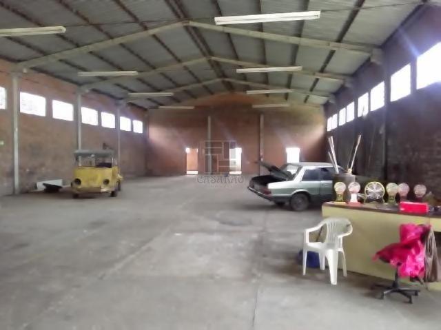 Galpão/depósito/armazém para alugar em Camobi, Santa maria cod:10664 - Foto 7