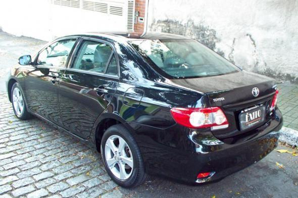 Toyota Corolla XEi 2.0 Flex 16V Aut. 2011/2012 - Foto 6