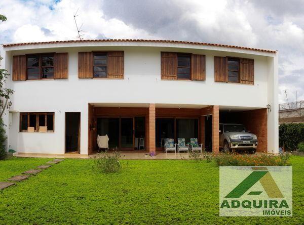 Casa sobrado com 4 quartos - Bairro Estrela em Ponta Grossa - Foto 18