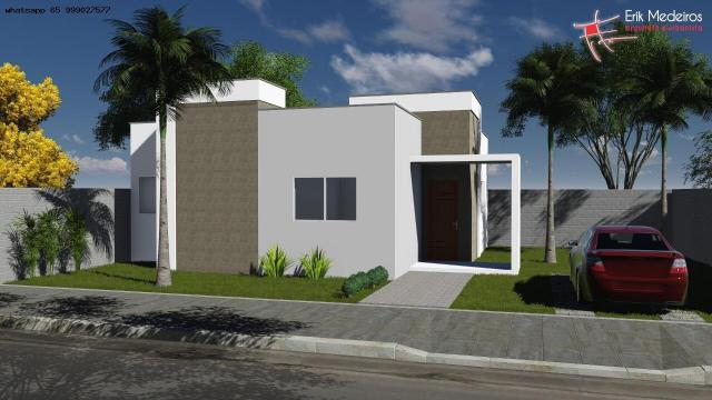 Casa para Venda em Várzea Grande, Jardim Jatobá, 3 dormitórios, 1 suíte, 2 banheiros, 2 va - Foto 2