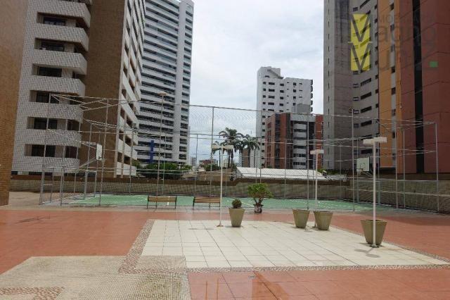 Apartamento com 4 dormitórios para alugar, 303 m² por R$ 4.200,00/mês - Aldeota - Fortalez - Foto 16