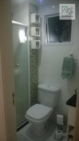 Apartamento à venda, 55 m² por R$ 310.000,00 - Ponte Grande - Guarulhos/SP - Foto 13