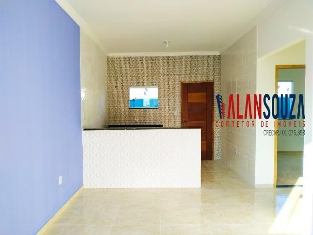 Casa de 2 quartos e piscina + área gourmet em Unamar Cabo frio - Foto 3