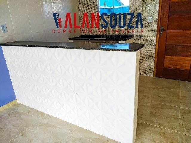 Casa de 2 quartos e piscina + área gourmet em Unamar Cabo frio - Foto 5