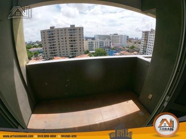 Apartamento com 3 Quartos à venda com 103 m² no Bairro Jacarecanga por R$ 299.000 - Foto 6