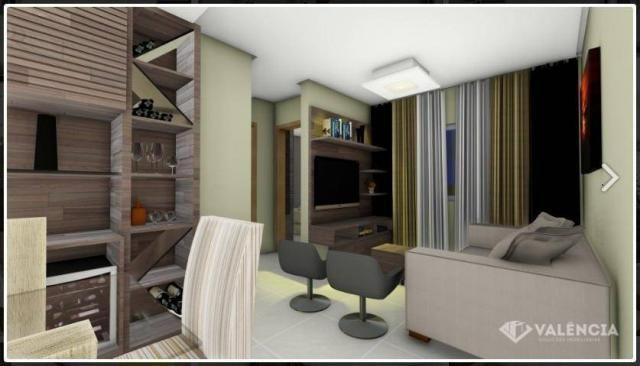 Apartamento com 1 dormitórios à venda, 39 m² por R$ 175.000,00 - São Cristóvão - Cascavel/ - Foto 6