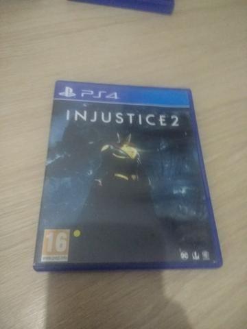 Jogo Injustice 2