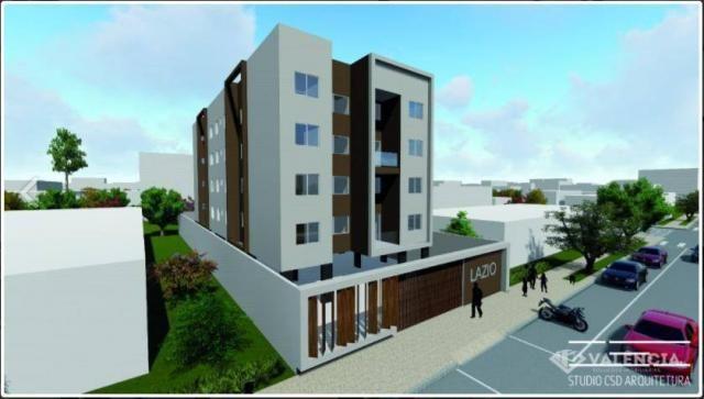 Apartamento com 1 dormitórios à venda, 39 m² por R$ 175.000,00 - São Cristóvão - Cascavel/