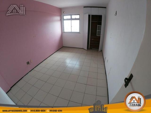 Apartamento com 3 Quartos à venda com 103 m² no Bairro Jacarecanga por R$ 299.000 - Foto 14