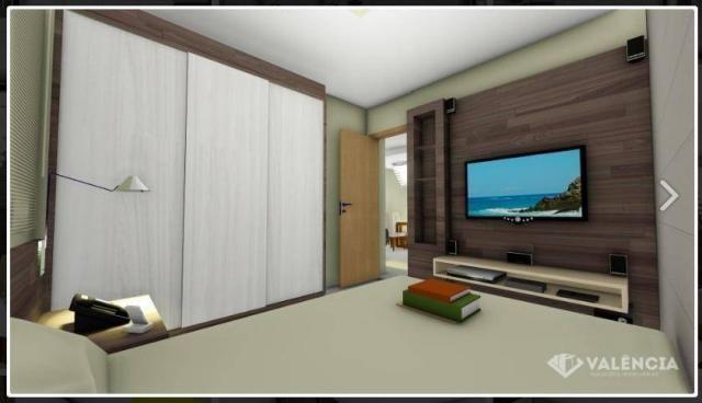Apartamento com 1 dormitórios à venda, 39 m² por R$ 175.000,00 - São Cristóvão - Cascavel/ - Foto 9