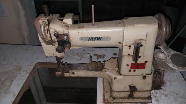 Maquina braço transporte triplo nissin 335