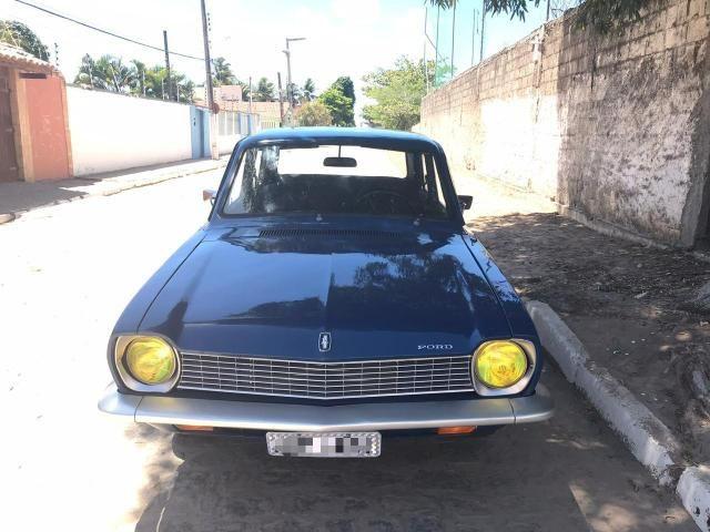 Corcel 1975 série LUXO - Relíquia - 4p. / Reformado - Antigo - Foto 2