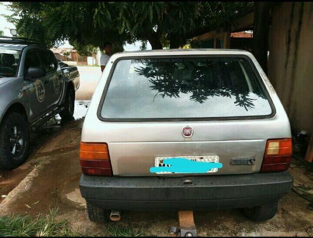 Carro Fiat uno Mille Fire 2002 número : - Foto 7