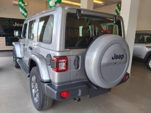 WRANGLER SAHARA UNLIMITED OVERLAND 4X4 2.0 AT8 TUR - Foto 4