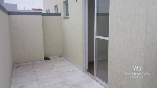 Apartamento Garden com 2 dormitórios à venda, 45 m² por R$ 190.000,00 - Cidade Jardim - Sã - Foto 14