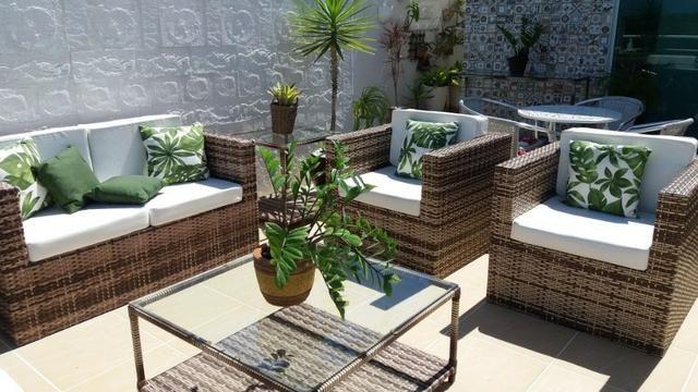 Cobertura Duplex Decorado com acesso exclusivo para o Rio em Buraquinho R$ 490.000,00 - Foto 17
