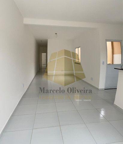 Casa plana com 3 quartos no bairro Luzardo Viana em Maracanaú - Foto 4