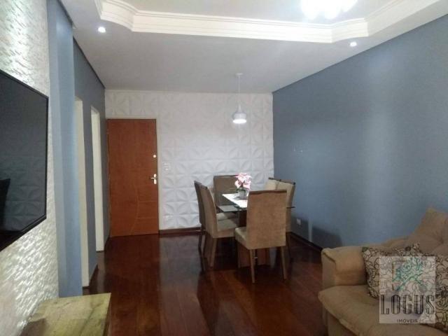 Apartamento à venda, 79 m² por R$ 320.000,00 - Baeta Neves - São Bernardo do Campo/SP - Foto 3