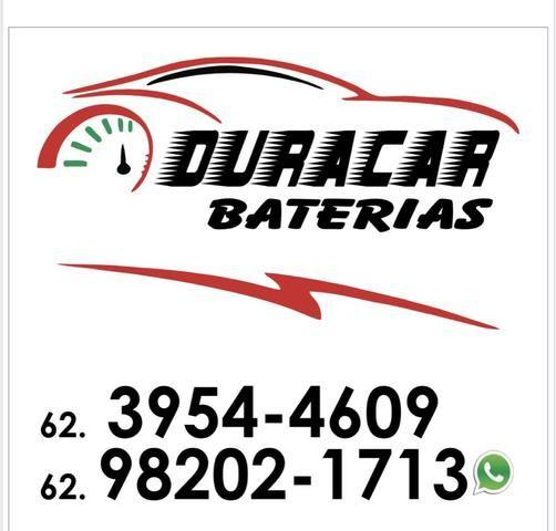 Mega promoção - Duracar baterias automotivas e estacionárias - Foto 2