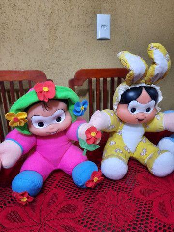Vende-se 6 bonecos originais da baby disney - Foto 3
