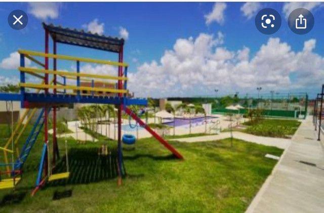 Terreno (450 m2) em condomínio alto padrão na praia de Muriú/RN - Foto 2